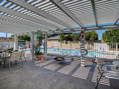 Photo for Disneyland & Beach Private Pool 4 Bed, 2 Bath Home