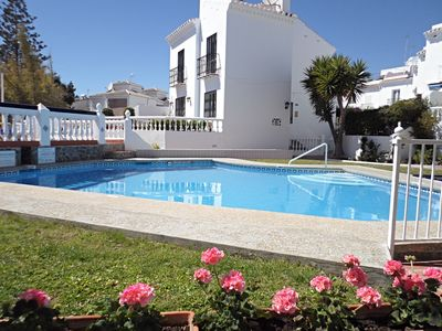 Photo for Ref. 1153 1 bedroom apartment, A / C, Pool, Parador area near Beach