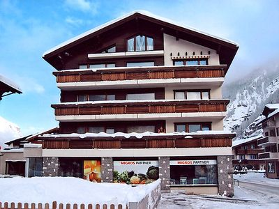 Photo for Apartment Sportina  in Saas - Grund, Valais - 4 persons, 2 bedrooms