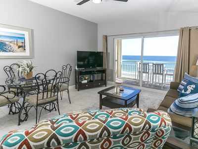 Photo for Pelican Isle 603: Stainless appliances, bistro patio furniture, golf & MORE~