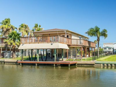 Photo for Relaxation on the Bay Canal in Sea Isle! Fenced & Boat Slip!