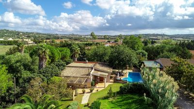 Photo for Hipica - great house with pool at Manacor