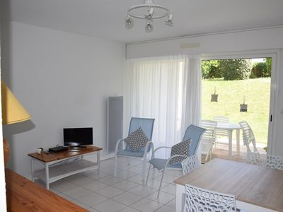Photo for nice bright apartment T3 in rez of garden