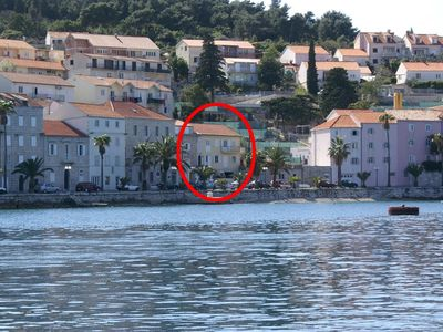 Photo for Studio flat near beach Korčula (AS-4356-a)