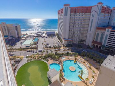 Photo for Amazing PCB location, beach, and fun! Snowbirds Welcome.