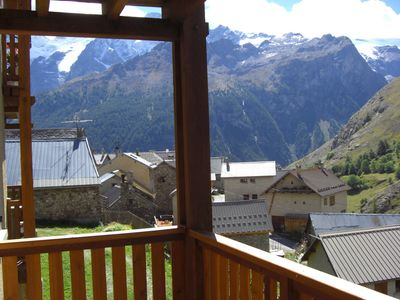 Photo for Apartment, The Chazelet, comfortable and ideally located