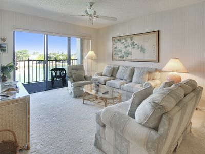 Photo for Land's End #305 building 4 - Bay Front with Private Balcony overlooking Water