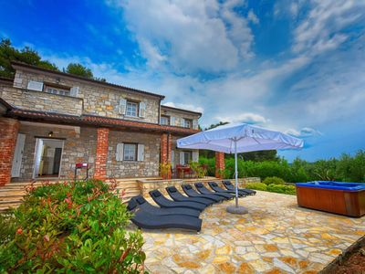 Photo for Vacation home Lathraea in Poreč/Sv. Lovreč - 8 persons, 4 bedrooms