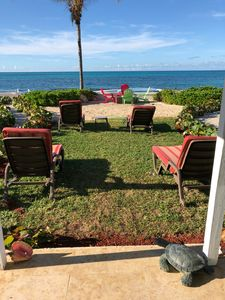 Massive ocean front backyard for your enjoyment and entertainment