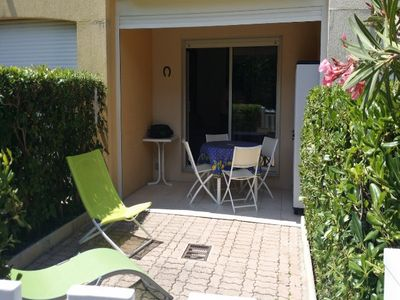 Photo for Appartement 2 rooms, Parking, Quiet area, Confort, Pool, Terrace
