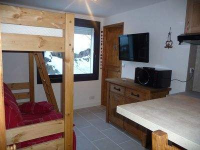Photo for STUDIO NINE 15m² 2 ALPES FULL CENTER