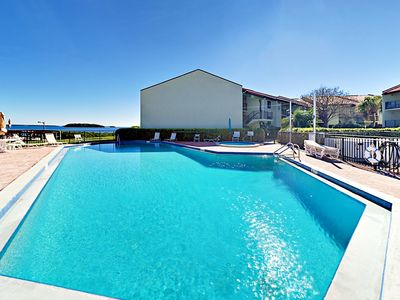Pool - Welcome to Tierra Verde! Your condo is professionally managed by TurnKey Vacation Rentals.