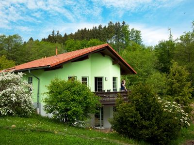 Photo for 6-8-person apartment in the holiday park Landal Salztal Paradies - in the mountains/rolling countryside
