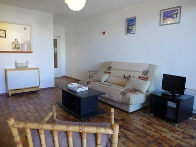 Photo for Apartment in Fréjus with Parking, Internet, Garden, Terrace (327048)