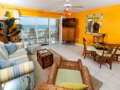 Photo for Gulf Dunes 307:Get your beach fix from this EXTRAVAGANT CONDO
