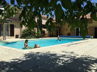 Photo for 3 Bedroom Gite With Heated Pool, Stunning Views Of French Countryside