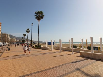 Photo for PLAYA DE LOS BOLICHES. Apartment perfectly located in Costa del Sol.