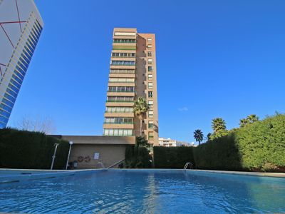 Photo for Spacious Etxezuri apartment with sea views and 200 meters from the beach