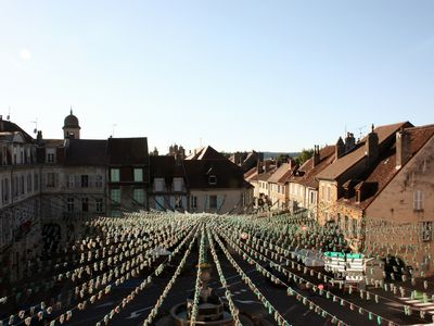 """Photo for Aparthotel said """"The Birds"""" with magnificent views of Arbois"""