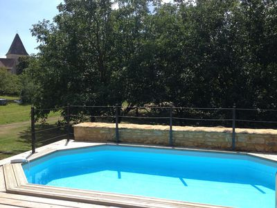 Photo for HOUSE WITH PRIVATE POOL IN THE HEART OF BLACK PERIGORD