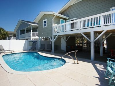 Photo for Octopus Alley, 4 BR Luxury Home with a Pool and  Beautiful Channel Views