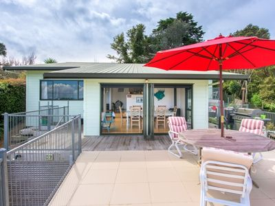 Photo for Well appointed Waiheke holiday house