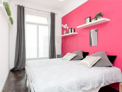 Photo for Apartment close to the train station and the Palais