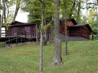 Photo for 2BR Cabin Vacation Rental in Nevis, Minnesota
