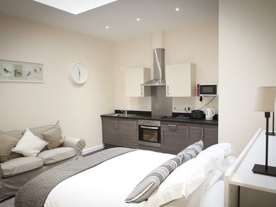 Photo for Toothbrush Apartments - Studio Apartment Nr Ipswich Waterfront / Town Centre