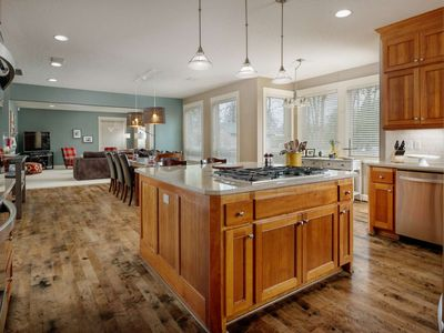 Photo for Elite Luxury Near Portland - Open Floor Plan, Hot Tub, Ping Pong, Game Room, 20 Minutes to Downtown