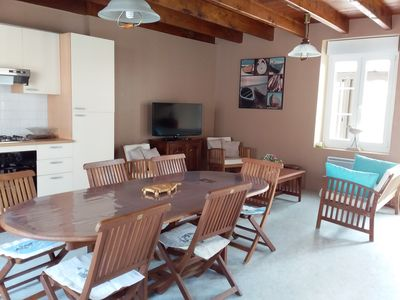 Photo for HOUSE St benoit des Ondes 518 € week 0650149885