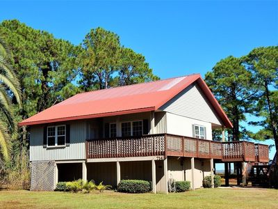 Photo for Wonderful Two Bedroom Well-Appointed Home Nestled on Mobile Bay