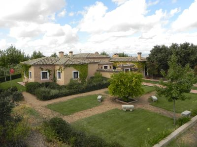Photo for Country House With 90 Hectare Estate Only 45min From Madrid City