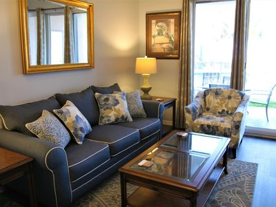 Photo for First Floor Unit, Located Right By the Pool!