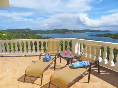 Photo for Spectacular Ocean Views, Spacious Home, and Private Location.