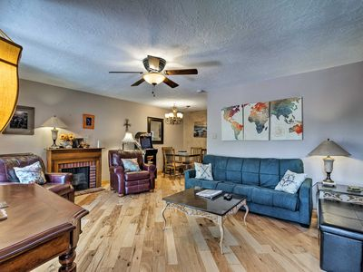 Photo for NEW-Ruidoso Condo w/ Heated Indoor Pool- By Skiing