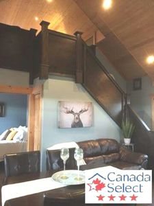 Photo for THE DEER LAKE LOFT. WONDERFUL FAMILY RETREAT IN DEER LAKE, NL WITH PLAYGROUND!!