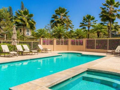 Photo for 20 Villas of Kamalii - luxury 2 bedrooms serviced condo - Travel Keys