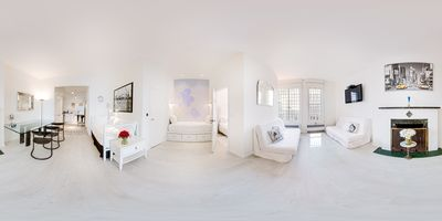 Photo for Grande White Loft in Prominent Mansion House