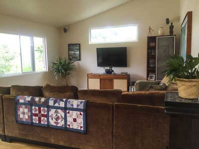 Photo for Open and bright family home in Beach Community