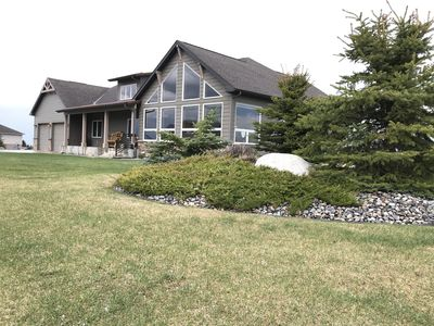 Photo for Pine Ridge Paradise ~ Luxurious Red Lodge Home with Spectacular Views
