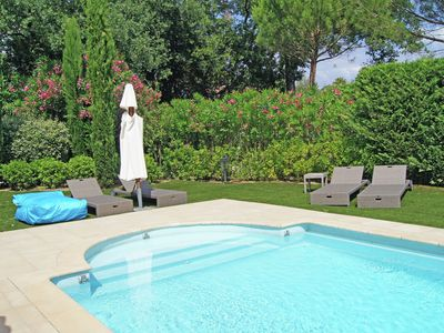 Plushy Villa in Saint Tropez with Pool and 2 Pvt. Terraces