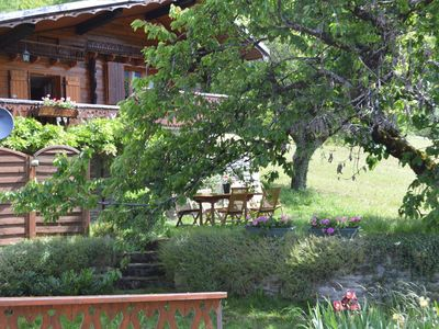 Photo for Beautiful authentic Savoyard chalet