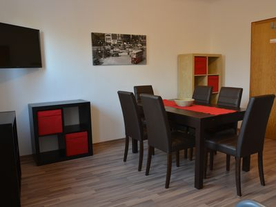 Photo for Cozy apartment in a quiet location near Saarlouis for up to 5 people