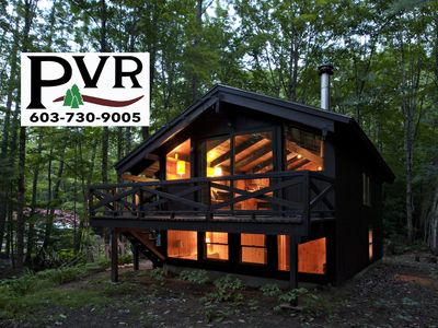 Photo for Updated Chalet Near Storyland & N. Conway.AC,Cable,WiFi, Pets Welcome!