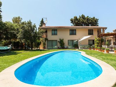 Photo for Villa Can Llamas with Private Pool in Pollensa