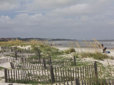 Photo for Fall is a beautiful time of year in Hilton Head!   Spacious Condo Near the Beach