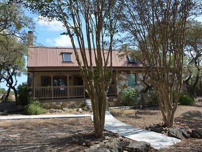 Photo for 4 Bedroom Lodge With Pool Table Minutes to Wimberley or San Marcos