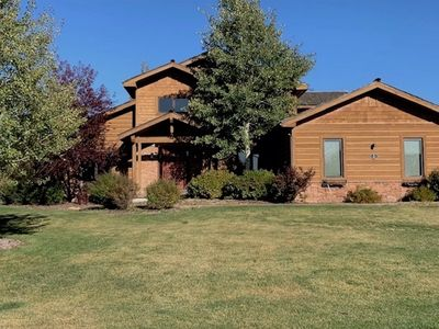 Photo for Mountain Home in Victor Idaho