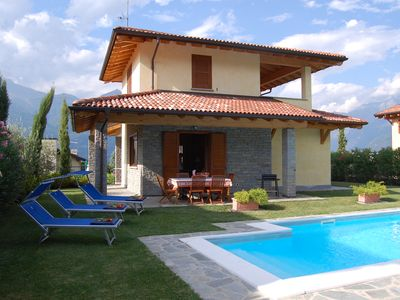 Photo for Villa Sogni with sauna, whirlpool, swimming pool